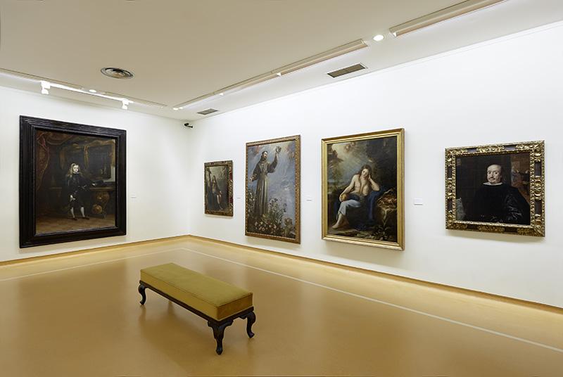 Carreño de Miranda en el Museo de Bellas Artes de Asturias