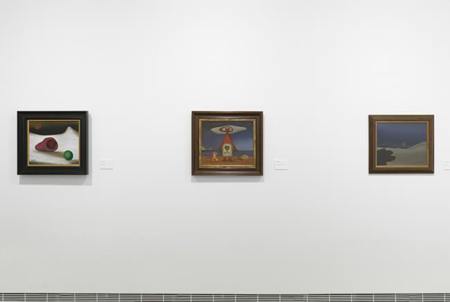 Aurelio Suárez en el Museo de Bellas Artes de Asturias
