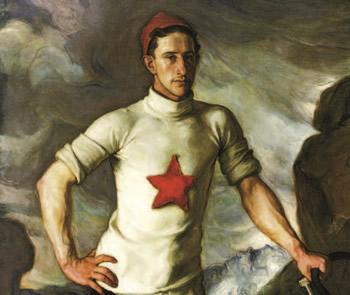 El Campeón, 1910, de Nicolás Soria