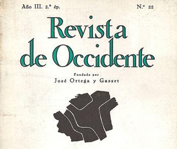 Revista de Occidente y el arte, a cargo de Alfonso Palacio, Director del Museo de Bellas Artes de Asturias