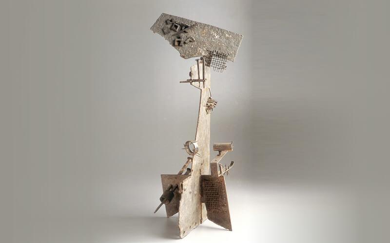 Inaguración de la Obra invitada Hierros encontrados y soldados: Quijote, 1957, de Pablo Serrano