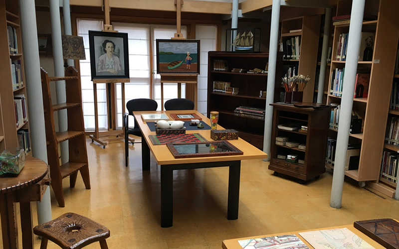 El Museo de Bellas Artes de Asturias aumenta el legado que atesora del artista Aurelio Suárez