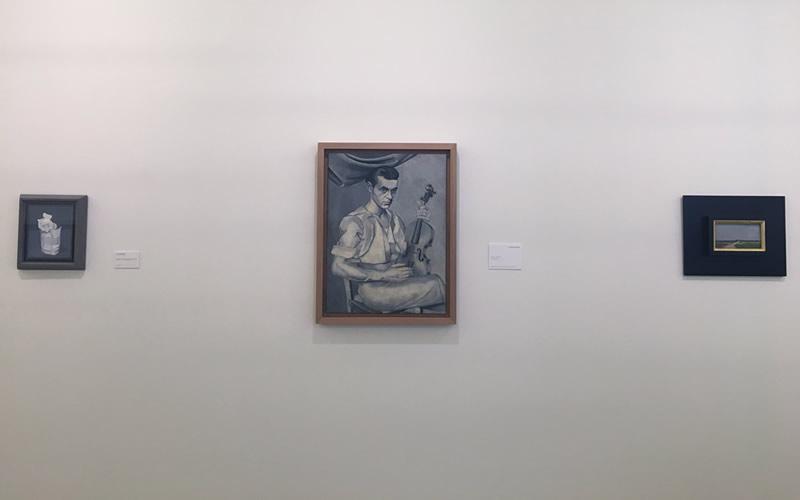 Un cuadro de Luis Fernández, nueva Obra Invitada del Bellas Artes de Asturias