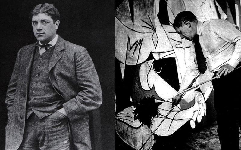Inaguración del Ciclo de Cine. Diálogos entre el cine la pintura (XII) – Picasso y Braque van al cine