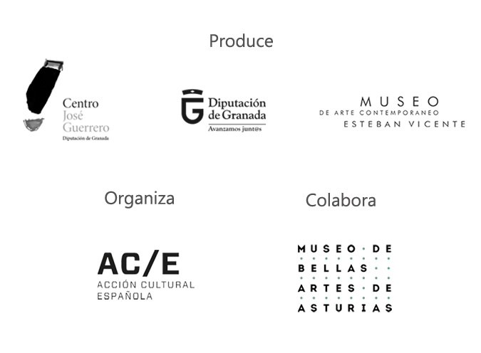 Logos - produce - organiza - colabora