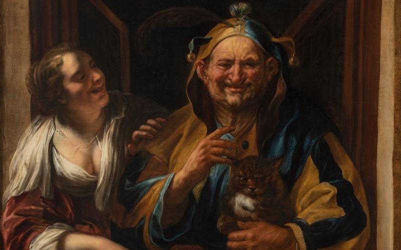 El enigmático bufón de Jordaens en el coleccionismo español, a cargo de Matías Díaz Padrón
