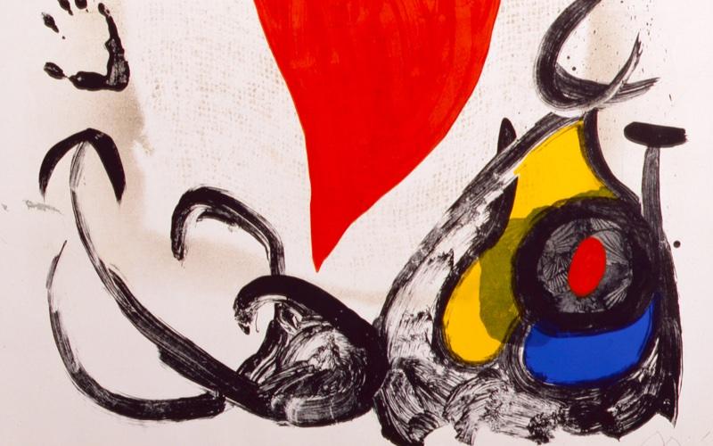 Joan Miró, la luz de la noche, a cargo de Enrique Juncosa
