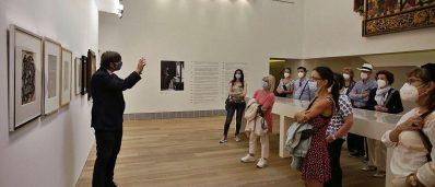 Museología, museografía y colecciones en el Museo de Bellas Artes de Asturias: algunos casos concretos.