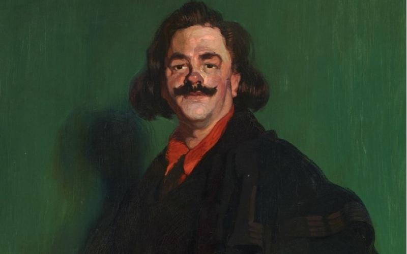 Poder, afecto y distinción. La renovación del retrato por Ignacio Zuloaga, a cargo de Javier Novo