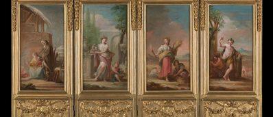 Nuevo depósito de 34 obras procedente de la colección del IX Conde de Villagonzalo