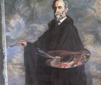 Retrato del pintor Fermín Arango, ca. 1934, de Ignacio Zuloaga