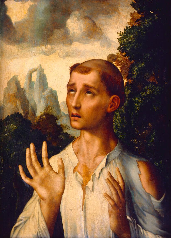 San Esteban (ca. 1560), de Luis de Morales