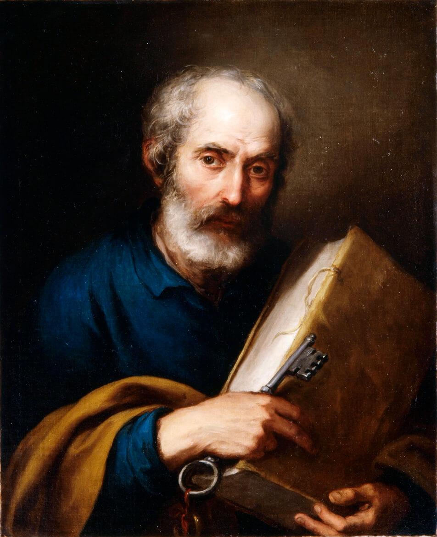 San Pedro (ca. 1670), de Bartolomé Esteban Murillo