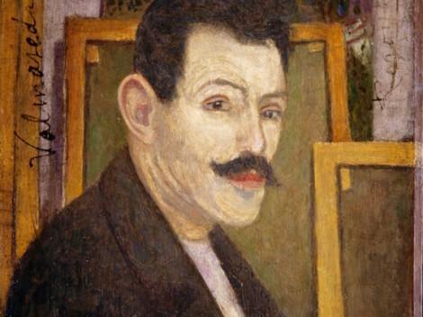 Autorretrato (1901), de Darío de de Regoyos