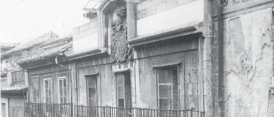 Los Edificios del Museo (I): la Casa de Oviedo-Portal