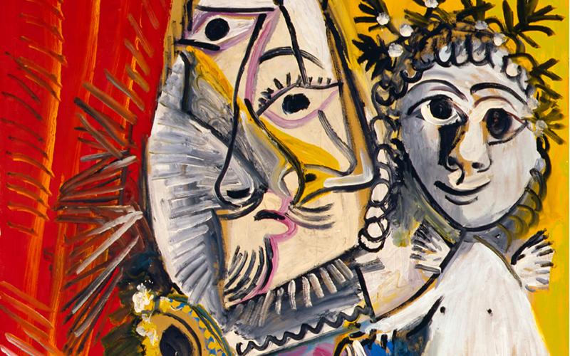Inauguración de la exposición Picasso, Braque, Gris, Blanchard, Miró y Dalí. Grandes Figuras de la Vanguardia. Colección Masaveu y Colección Pedro Masaveu (Finalizada)