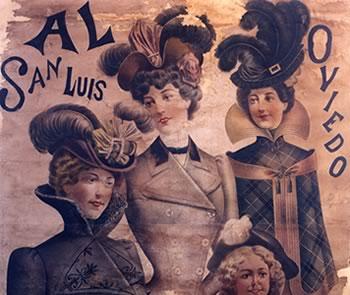 ARTES INDUSTRIALES Y DECORATIVAS: LAS COLECCIONES DEL MUSEO DE BELLAS ARTES DE ASTURIAS (I)